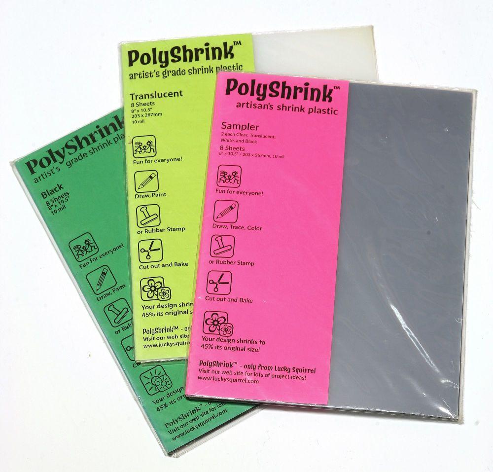 PolyShrink General Instructions
