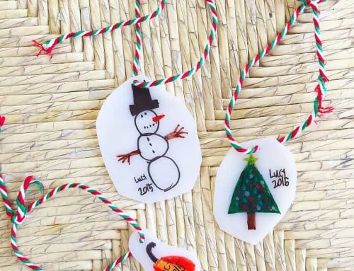 Shrink Film Shrinkable Paper Christmas Decoration